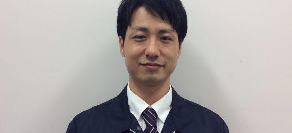 営業 田中 俊輔