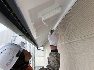 本宮市 屋根塗装 外壁塗装 付帯部塗装