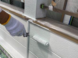 安達郡 外壁塗装 付帯部塗装
